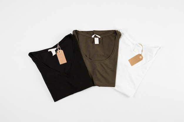 Nowe t-shirty w trzech kolorach