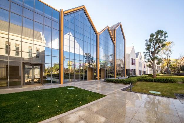 Nowoczesna architektura w cultural innovation park