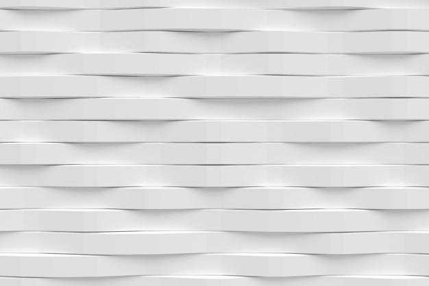 Nowoczesna ściana. renderowanie 3d.