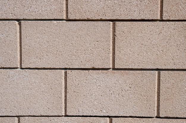 Nowoczesna tekstura ściany płytki betonowe