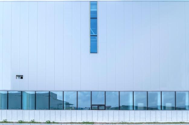 Nowoczesne budynki fabryczne i magazyny logistyczne
