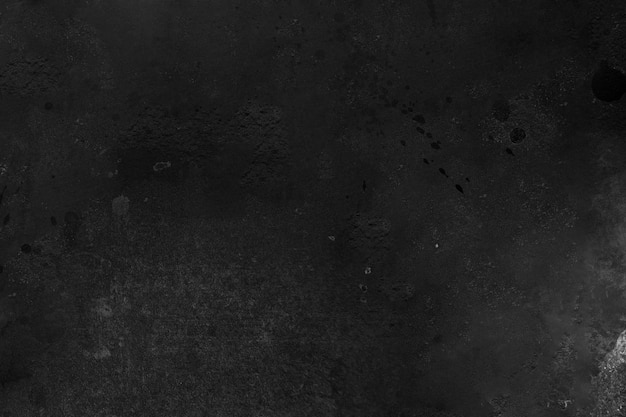 Nowoczesne czarne tło z teksturą grunge