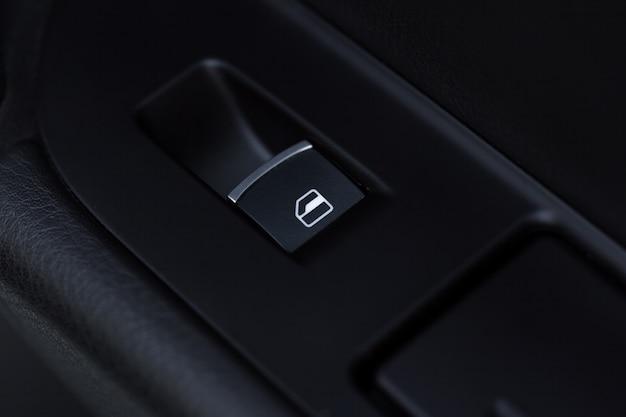 Nowoczesne detale wnętrza samochodu