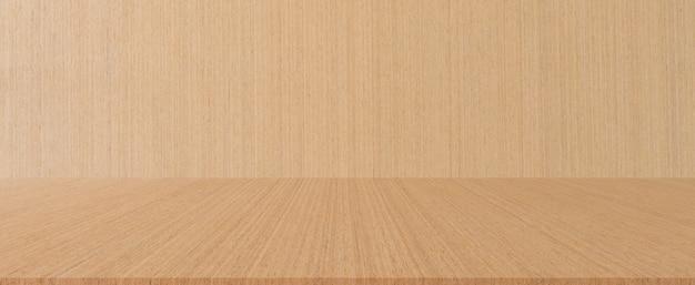 Nowoczesne drewno sepii z blatem