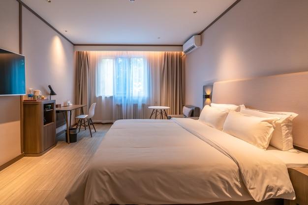 Nowoczesne i stylowe pokoje hotelowe