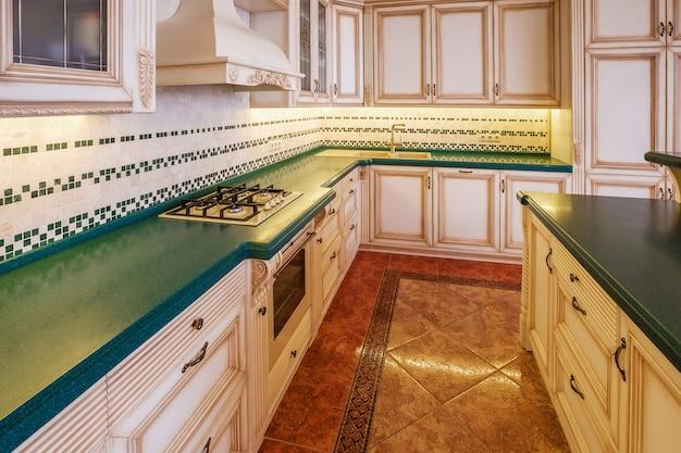 Nowoczesne wnętrze kuchni