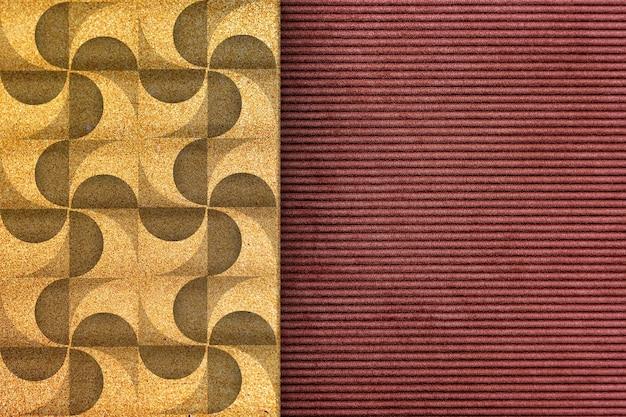 Nowoczesny geometryczny wzór tła