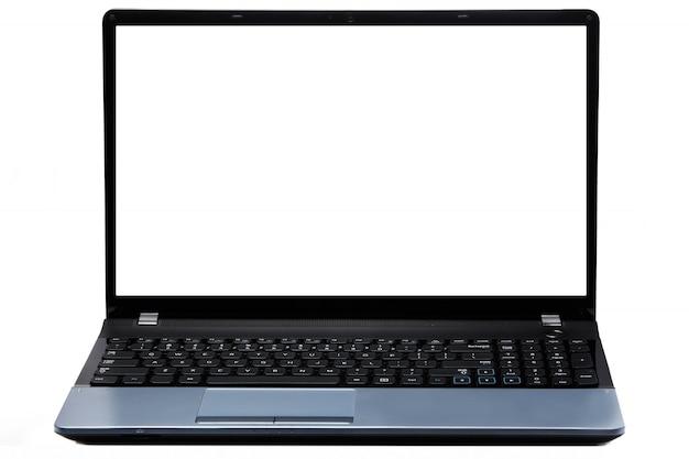 Nowoczesny laptop