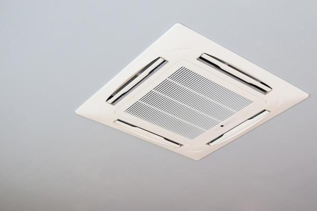 Nowoczesny system klimatyzacji kasetonowej podsufitowej