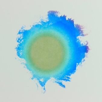 Nowożytny akwareli tło z abstrakcjonistycznym projektem