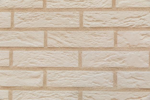 Nowożytny ściana z cegieł tekstury tło