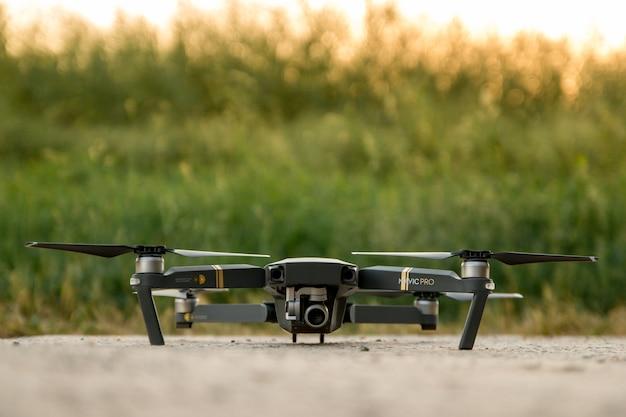 Nowy drone do filmowania jest gotowy do lotu
