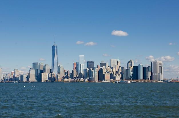 Nowy jork skyline