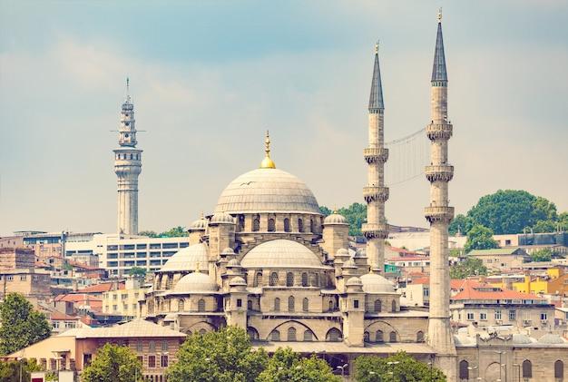 Nowy meczet w stambule