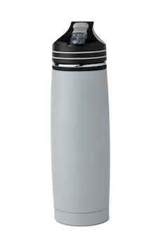 Nowy plastikowy kubek z bliska