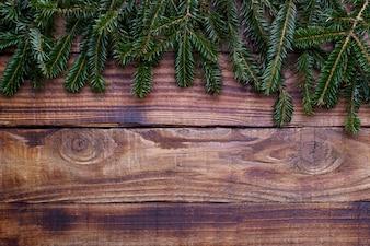 Nowy rok i tło Boże Narodzenie