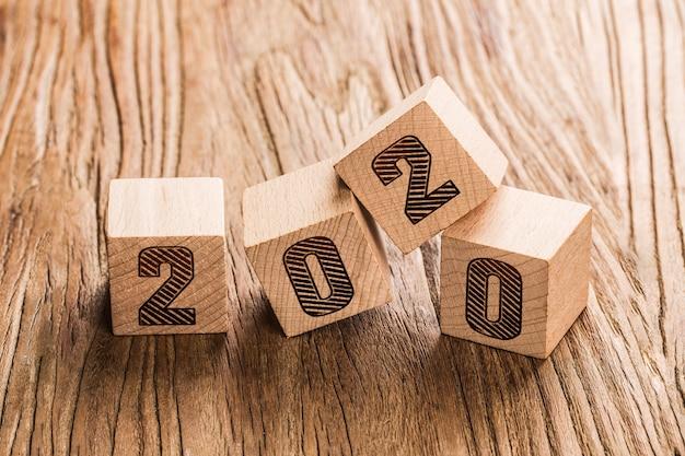 Nowy rok od 2019 do 2020