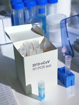 Nowy zestaw do wykrywania koronawirusa
