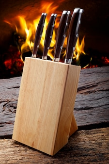Noże do grilla