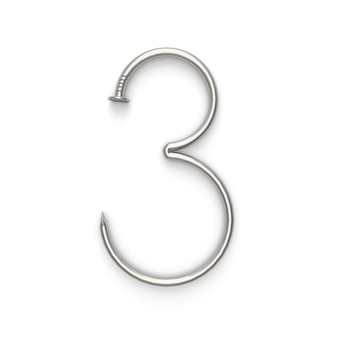 Numer 3