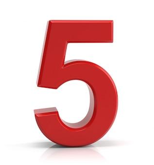 Numer 5