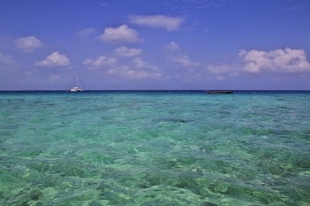Nungwi to plaża zanzibaru w tanzanii