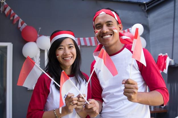 Obchody dnia niepodległości indonezji