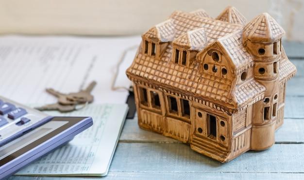 Obciążenie domu i rzeczywiste inwestycje państwowe.