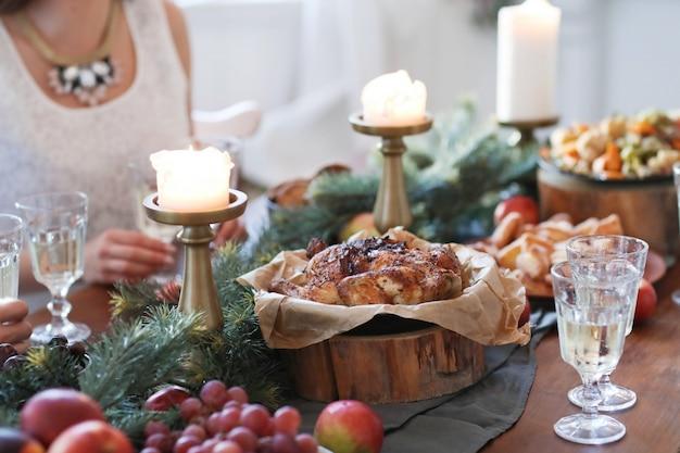 Obiad świąteczny