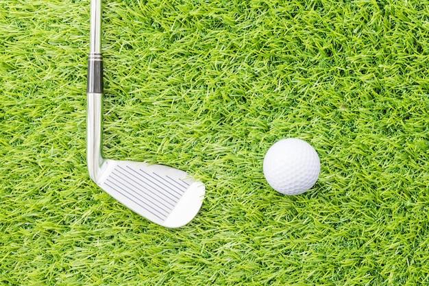 Obiekt sportowy związany ze sprzętem golfowym