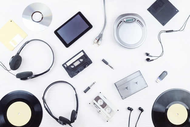 Obiekty do nagrań audio