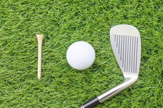 Obiekty sportowe związane ze sprzętem golfowym