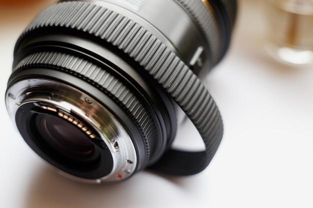 Obiektyw fotograficzny slr