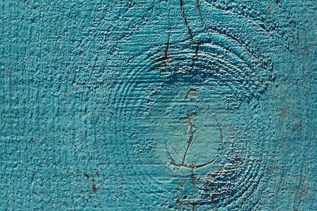 Obieranie farby na wyblakły drewna jako szczegółowy obraz tła