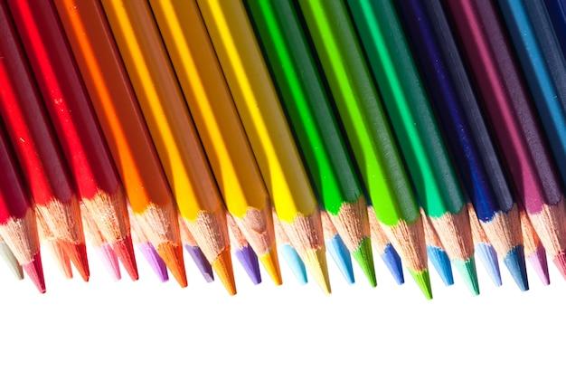 Obramowanie z ołówków