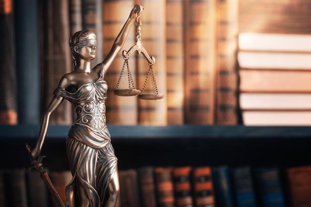 Obraz koncepcji prawa prawnego