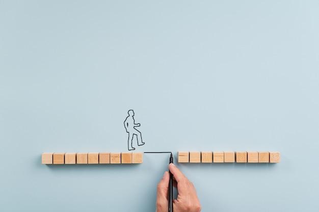 Obraz koncepcyjny edukacji, mentoringu i wsparcia