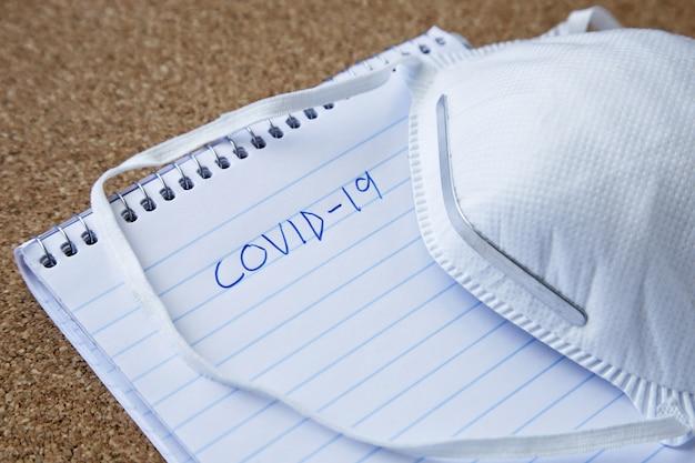 Obraz koncepcyjny epidemii koronawirusa (covid-19)
