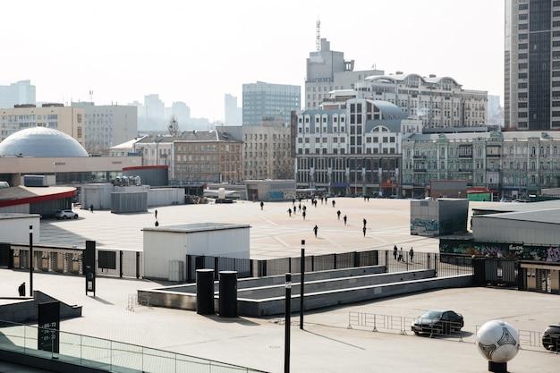 Obraz miasta