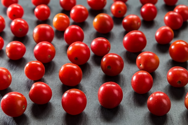 Obraz z pomidorami.