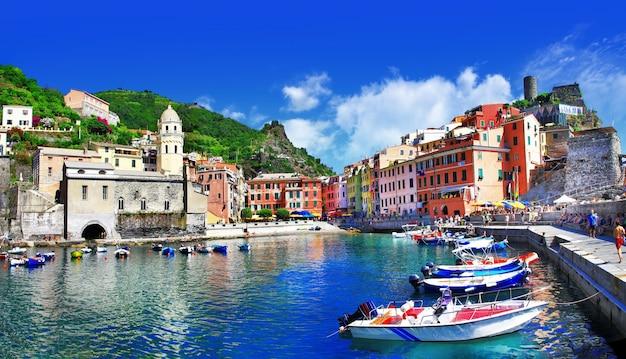 Obrazowe włoskie wioski