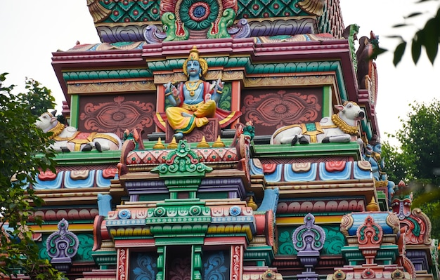 Obrazy świątyni pana shivy neelkanth
