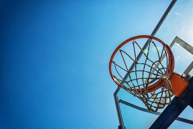 Obręcz do koszykówki