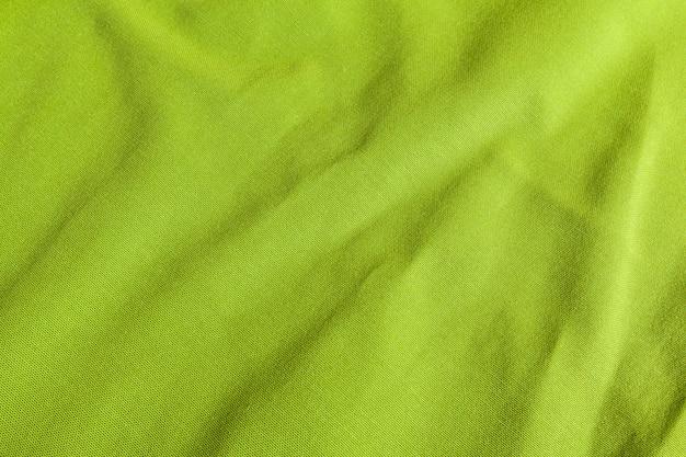 Obrus w kolorze zielonym