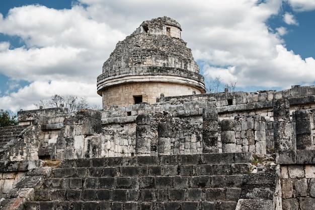 Obserwatorium el caracol w chichen itza