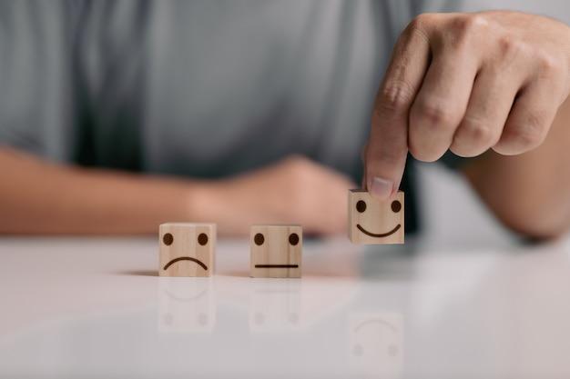Obsługa klienta i ocena koncepcji satysfakcji są pod wrażeniem