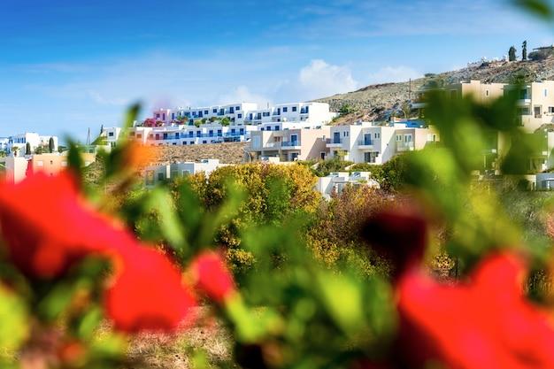 Obszary mieszkalne w domach na cyprze
