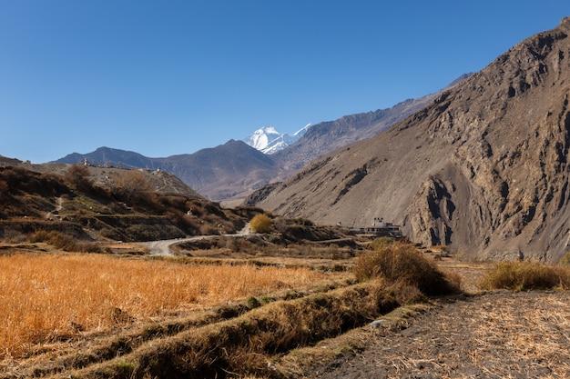 Obszary wiejskie, nepal