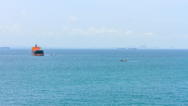 Ocean tropikalny w tajlandii
