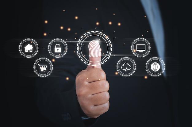 Ochrona danych osobowych i koncepcja sieci cyberbezpieczeństwa